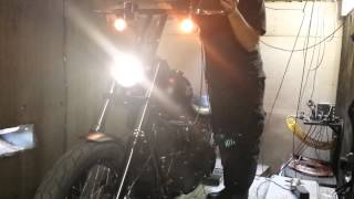 9. 2014 Harley-Davidson FXDB Dyno Run @ Performance Choppers w/