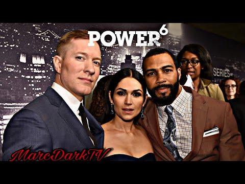Power Season 6 15 EPISODES??