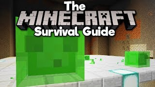 How To Build A Slime Farm! • The Minecraft Survival Guide (Tutorial Lets Play) [Part 60]