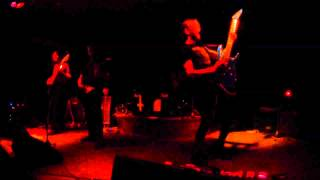 Video Thrashing Machine - Rest in Peace (Black Pes Live, Prague, 2015/