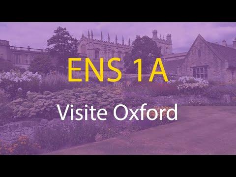 ENS Ulm 1A - Visite d'Oxford - Mes études #3.7