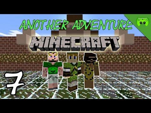 MINECRAFT Adventure Map # 7 – Another Adventure «