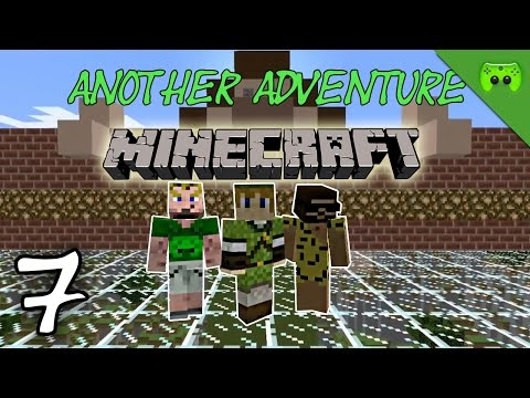 MINECRAFT Adventure Map # 7 - Another Adventure «» Let's Play Minecraft Together | HD