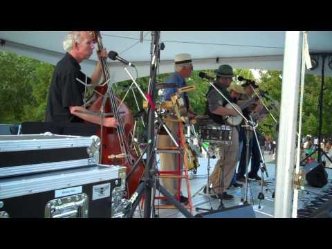 The Juggernaut Jug Band Performing at the 10th Annual National Jug Band Jubilee