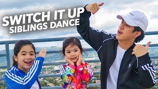 Video Switch It Up Siblings Dance | Ranz and Niana MP3, 3GP, MP4, WEBM, AVI, FLV Januari 2019