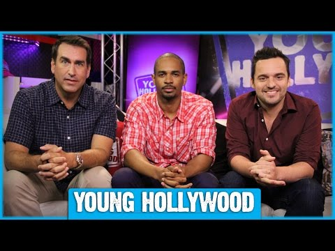 LET'S BE COPS Stars Act Out Potential Sequel Scenarios!