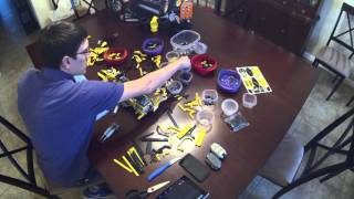 Lego Volvo Wheel Loader Time-Lapse Build