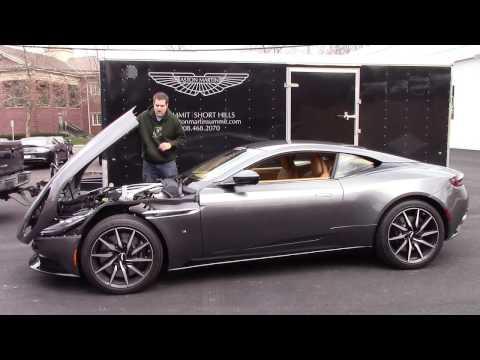 Why The Aston Martin Db11 Is photos