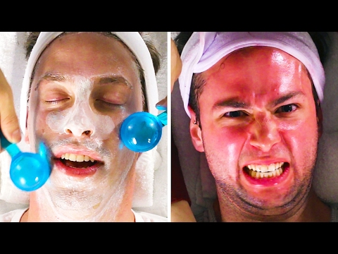 The Try Guys Give Each Other Facials