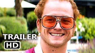 Video ROCKETMAN Trailer # 3 (NEW 2019) Taron Egerton, Elton John Biopic Movie HD MP3, 3GP, MP4, WEBM, AVI, FLV Maret 2019