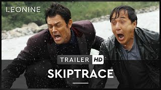 Skiptrace   Trailer  Deutsch German