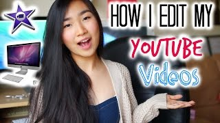 How I Edit My Youtube Videos ( How to move overlays in iMovie, multiple overlays, and more )