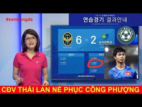 Công Phượng đã ghi bàn cho Incheon United trận đầu ra mắt @ vcloz.com