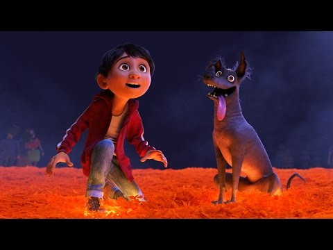 Pixar s Coco Official Trailer