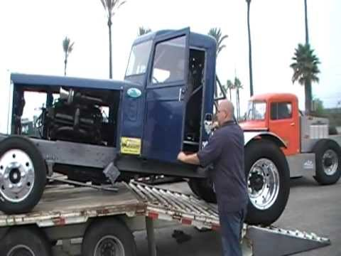 8v92 - Here we see F&M Racing's twin-turbo 8V92 drag truck being unloaded from it's trailer and a little showing off for the camera before hitting the strip for a r...