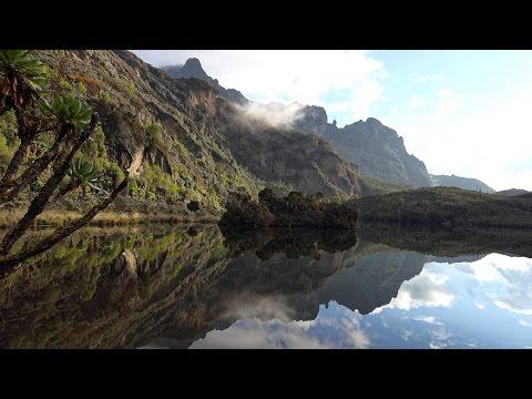 Rwenzori: Mountains of the Moon, Uganda in 4K Ultra HD (видео)
