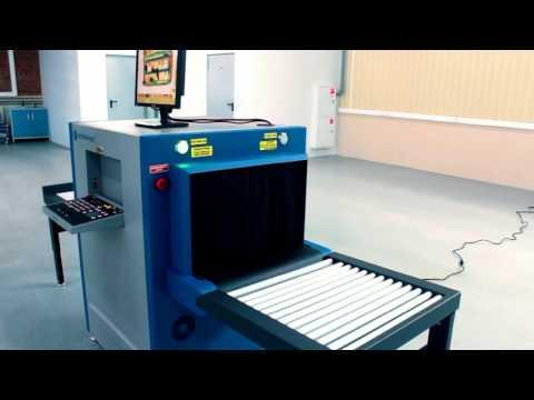 Видеообзор рентгенотелевизионного интроскопа Astrophysics XIS 6040