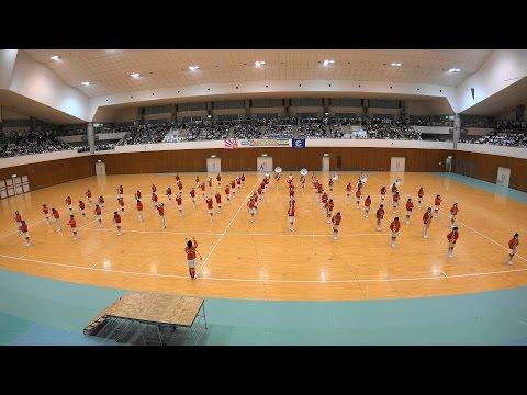 第28回京都府マーチングコンテスト【規定・金】  京都市立修学院中学校「Revolution S!!」