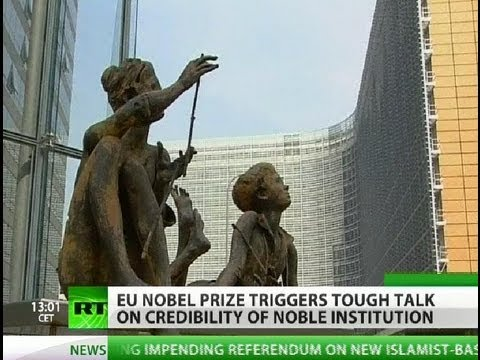 Not so noble, or peaceful: EU Nobel Peace Prize disappointment