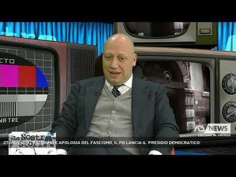 27/01/2020 | RAZZISMO E APOLOGIA DEL FASCISMO, IL PD LANCIA IL 'PRESIDIO DEMOCRATICO'