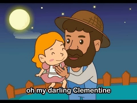Oh My Darling, Clementine | Family Sing Along - Muffin Songs