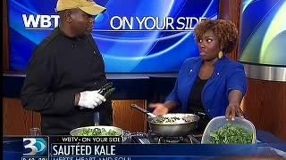 Sauteed Kale Recipe