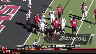 Jace Amaro vs West Virginia (2012)