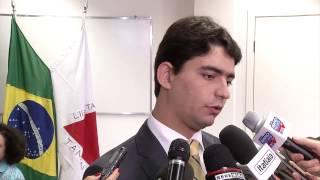 VÍDEO: Entrevista do secretário de Desenvolvimento Social, Cássio Soares, sobre o balanço das ações de 2013