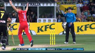 Highlights: Australia unloads in Hobart