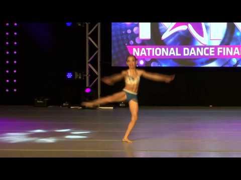 Jennilee Soares Paez Age 11- KAR Nationals Foxwoods 2015 - Acro solo \
