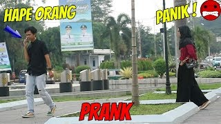 Video PRANK BAWA KA8UR HAPE ORANG AUTO PANIK ! MP3, 3GP, MP4, WEBM, AVI, FLV Juli 2019