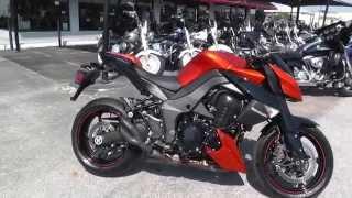 4. 026209 - 2012 Kawasaki Z1000 - Used Motorcycle For Sale
