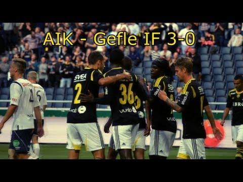 AIK - Gefle 3-0 (2013-08-31)