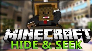 MEOW MASTER Minecraft Hide and Seek (Block Hunt) w/ xRPMx13