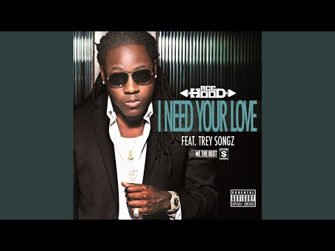 I Need Your Love (Explicit)