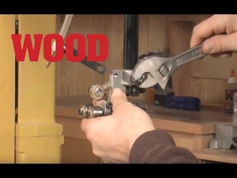 Installing a Bandsaw Riser Block - WOOD magazine