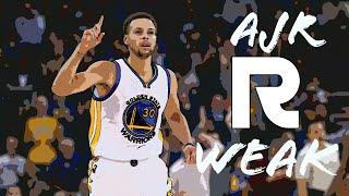 Stephen Curry | AJR - WEAK | RS