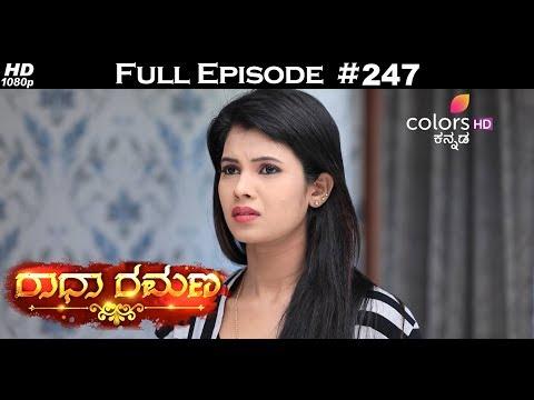 Radha Ramana - 27th December 2017 - ರಾಧಾ ರಮಣ - Full Episode - Movie7.Online