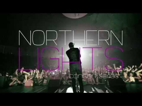 Video: Northern Lights Tour with Swoope & Christon Gray