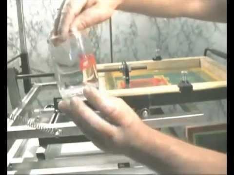 Трафаретная печать на картоне своими руками 33
