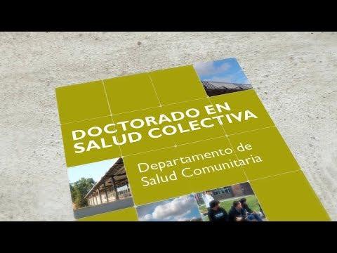 Doctorado en Salud Colectiva