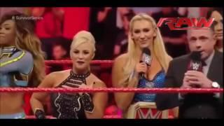 Wwe Monday Night Raw 7 November 2016 Highlightswwe Raw  Highlights Hd