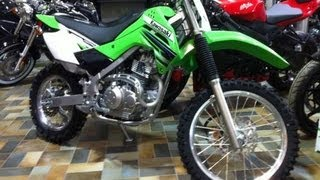 7. 2012 Kawasaki KLX140 Dirt Bike Walk Around/ Review Info
