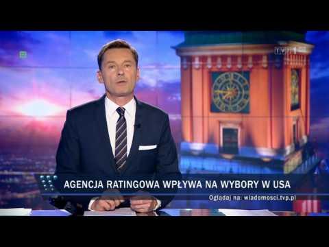 Krzysztof Ziemiec pomylił Donalda Trumpa z Donaldem Tuskiem
