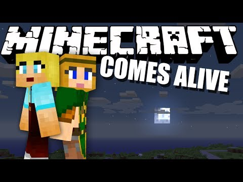 THE DATING DILEMMA! Minecraft Comes Alive #6