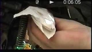 9. Oil Change (Honda Metropolitan)