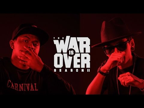 THE WAR IS OVER 2 EP.15 : DARKFACE Vs MAIYARAP | RAP IS NOW