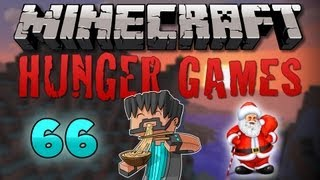 Minecraft : Hunger Games - Game 66 - Santa Claus