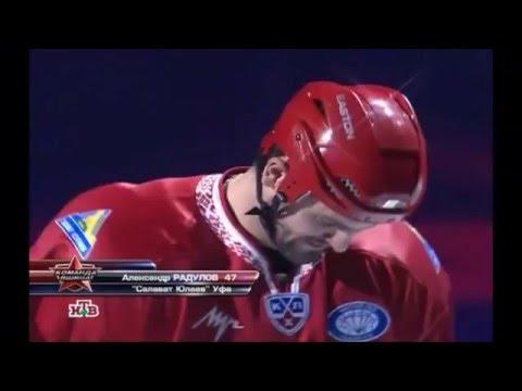 Матч Всех Звезд КХЛ 2010. (видео)
