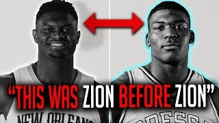 Video This Man Was Zion BEFORE Zion Williamson! THE ONLY COMPARISON! MP3, 3GP, MP4, WEBM, AVI, FLV September 2019